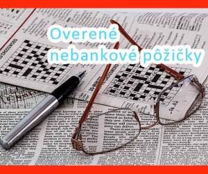 Overené nebankové pôžičky